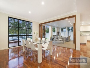 Bulimba, Parquetry with a polyurethane gloss finish (2)