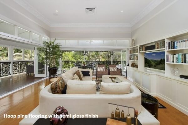Floor Sanding and Polishing, Spring Hill, Brisbane