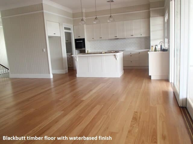 Fabulous Kitchen With Blackbutt Timber Floor In Windsor