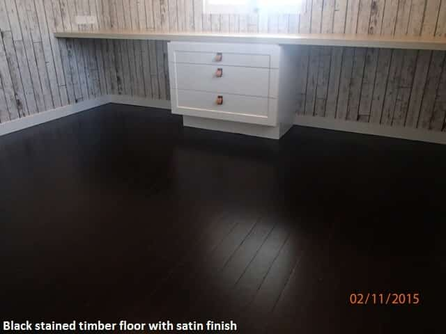 Wooden floor in Clayfield