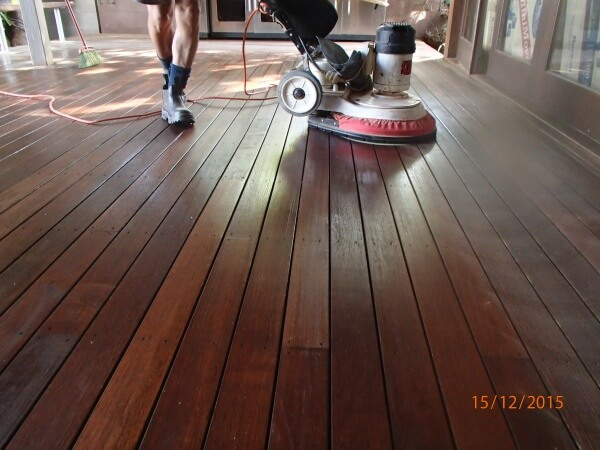 Treating A Deck - Deck Restoration Brisbane