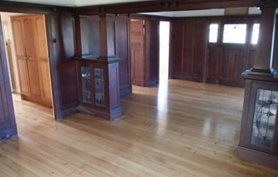 Timber Pine floor