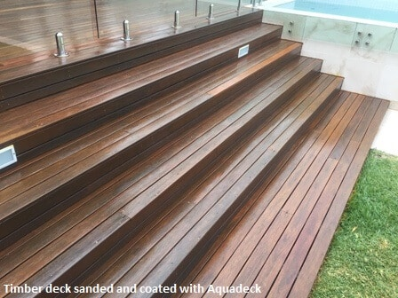 Timber decking, Brisbane