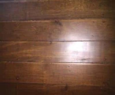 Rustic Wooden Floor - Crows Ash