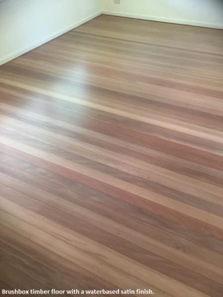 Brushbox Timber Flooring In Chermside West Brisbanes