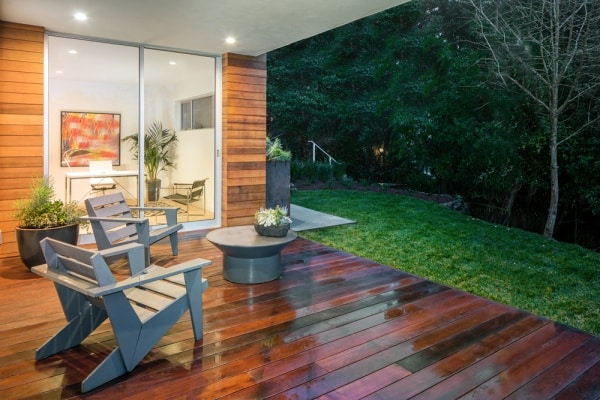 Caring for your deck after a storm