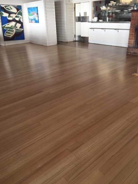 Dealing With A Water Damaged Wooden Floor