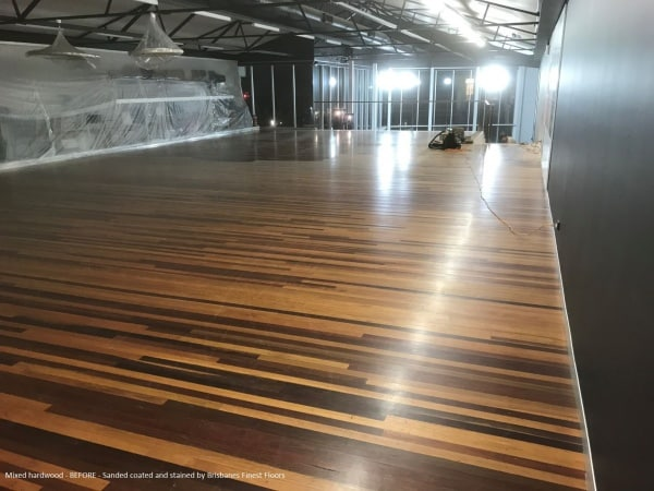 Newstead before photo by Brisbanes Finest Floors
