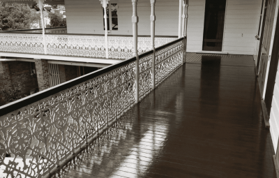 Queenslander Deck