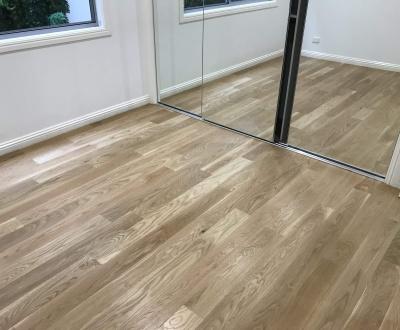 American Oak timber floor, Ashgrove Brisbane