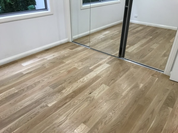 American Oak timber floor, Ashgrove Brisbane