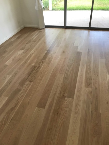 Acclimatisation of Timber Floors