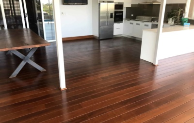 Deck Sanding & Coating