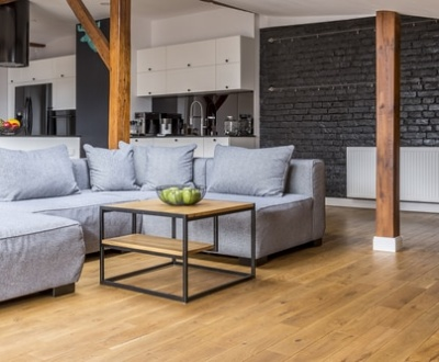Preparing Wooden Floors
