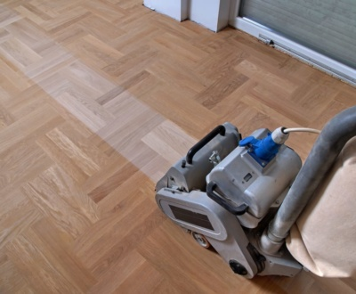 Buffing vs Sanding Hardwood Floors