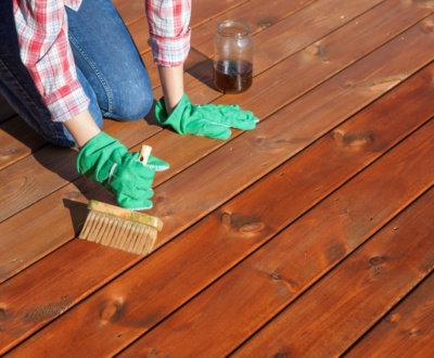 Best Decking Oil For Spotted Gum